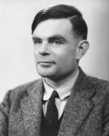 Alan_Turing, father of CS and AI